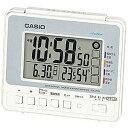 CASIO 電波目覚まし時計 「デスクトップ電波クロック」  DQL−250J−8JF