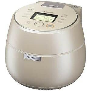 三菱 IH炊飯ジャー 「本炭釜」(5.5合)  NJ−AW108−W 白和三盆(送料無料)