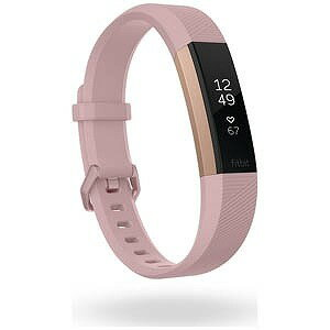 ウェアラブル端末 スペシャルエディション Small 「Fitbit Alta HR」(リストバンドタイプ) FB408RGPKS−CJK (Pink Rose Gold)(送料無料)