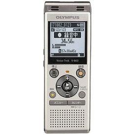 オリンパス ICレコーダー Voice Trek V−863 GLD(ゴールド)