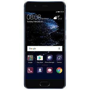 HUAWEI P10「P10/VTR−L29B/Dazzling Blue」 Android 7.0・5.1型・メモリ/ストレージ:4GB/64GB・nanoSIM×2(送料無料)
