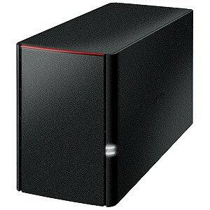 バッファロー ネットワークHDD 4TB「有線LAN/USB2.0」LS220DCシリーズ RAID機能搭載 LS220D0402C(送料無料)