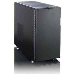 WHEAT ATX/Micro ATX/Mini ITX対応(電源なし) FD‐CA‐DEF‐R5‐BK (ブラックパール)(送料無料)