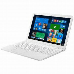 ASUS 15.6型ノートPC[Win10 Home・Core i3・SSD 256GB・メモリ 4GB] ASUS VivoBook X541UA ホワイト X541UA−W256G(送料無料)