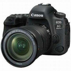Canon デジタル一眼 EOS 6D Mark II(WG)【EF24−105 IS STM レンズキット】 デジタル一眼レフカメラ EOS6DMK224105ISSTMLK