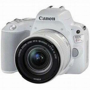 Canon デジタル一眼 EOS Kiss X9(W)【EF−S18−55 IS STM レンズキット】 (ホワイト/デジタル一眼レフカメラ) KISSX9WH1855F4ISSTML