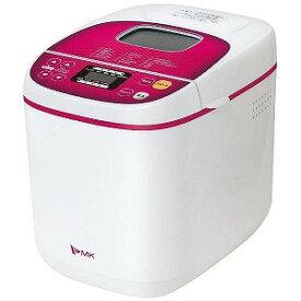 エムケー精工 ホームベーカリー 「ふっくらパン屋さん」(1斤) HBS−100W (ホワイト)