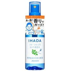 資生堂薬品 IHADA(イハダ) アウトドアスクリーン 50mL