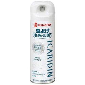 大日本除虫菊 虫よけキンチョールDFパウダーフリー 無香料 200ml 無香料 200ml