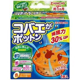 大日本除虫菊 コバエがポットン 置くタイプT 置くタイプT