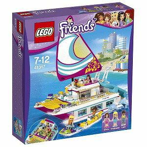 LEGO レゴブロック 41317 フレンズ ハートレイク ワクワクオーシャンクルーズ(送料無料)