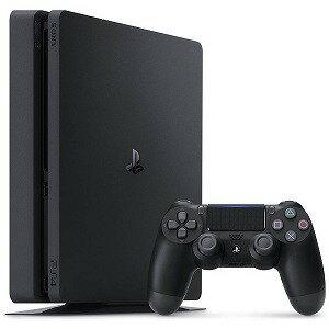 ソニー・コンピュータエンタテインメント PlayStation 4 ジェット・ブラック 1TB CUH−2100BB01(送料無料)