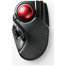 エレコム ワイヤレストラックボールマウス[2.4GHz USB・Mac/Win](8ボタン・ブラック) M−HT1DRBK