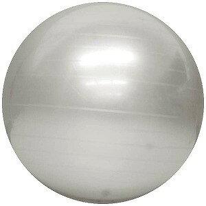 ラッキーウエスト バランスボール YOGA BALL(シルバー/φ55cm) LG−315