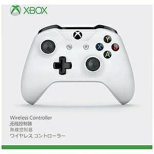 マイクロソフト 純正Xbox One ワイヤレスコントローラー 【純正】Xbox One ワイヤレスコントローラー(ホワイト)【XboxOne】