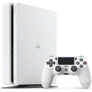 ソニー・コンピュータエンタテインメント PlayStation 4 (プレイステーション4) 本体 グレイシャー・ホワイト 1TB CUH−2100BB02(送料無料)