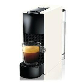 ネスレ 専用カプセル式コーヒーメーカー 「エッセンサ・ミニ」 C30WH ピュアホワイト