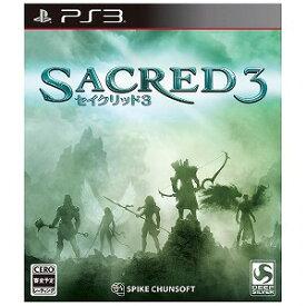 スパイク・チュンソフト 「WEB限定特価」PS3ゲームソフト セイクリッド3