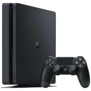 ソニー・コンピュータエンタテインメント PlayStation4 ジェット・ブラック 500GB CUH−2100AB01(送料無料)
