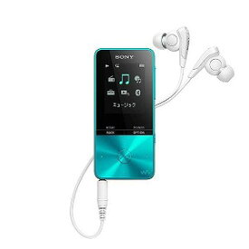 ソニー SONY デジタルオーディオプレーヤー WALKMAN S310シリーズ (ブルー/4GB) NW−S313 LC 【ワイドFM対応】