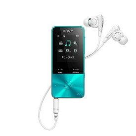 ソニー デジタルオーディオプレーヤー WALKMAN S310シリーズ (16GB) NW−S315−L ブルー