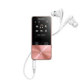 ソニー デジタルオーディオプレーヤー WALKMAN S310シリーズ (16GB) NW−S315−PI ライトピンク