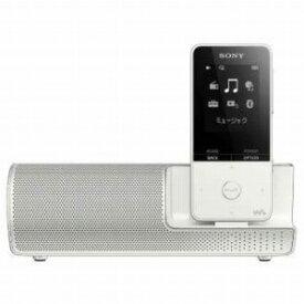 ソニー デジタルオーディオプレーヤー WALKMAN S310シリーズ (16GB) NW−S315K WC ホワイト スピーカー付属【ワイドFM対応】
