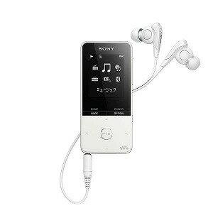 ソニー デジタルオーディオプレーヤー WALKMAN S310シリーズ (ホワイト/16GB) NW−S315 WC(送料無料)