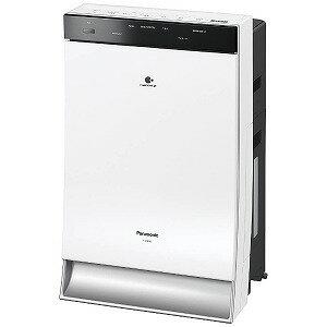 パナソニック 加湿空気清浄機 (空気清浄:〜40畳/加湿:〜24畳) F−VXP90−W(送料無料)