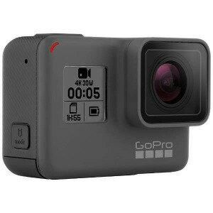 GOPRO マイクロSD対応 4Kムービー ウェアラブルカメラ GoPro(ゴープロ) CHDHX−502 HERO5 Black ブラックエディション(送料無料)