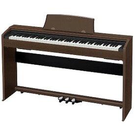CASIO 電子ピアノ Privia(プリヴィア)(88鍵盤) PX−770BN (オークウッド調) (標準設置無料)