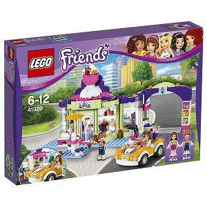 LEGO レゴブロック 41320 フレンズ フローズンヨーグルトショップ