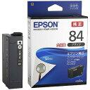 エプソン EPSON 「純正」インクカートリッジ ICBK84(ブラック)
