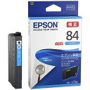 エプソン EPSON 「純正」インクカートリッジ ICC84(シアン)