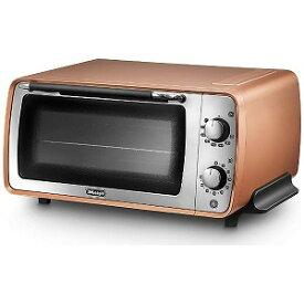 デロンギ オーブントースター Distinta(ディスティンタ) [1200W/食パン4枚] EOI407J−CP