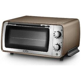デロンギ オーブントースター Distinta(ディスティンタ) [1200W/食パン4枚] EOI407J−BZ