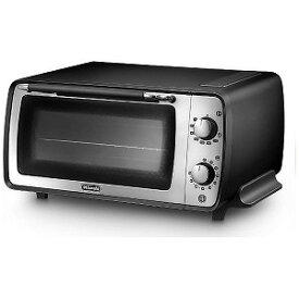 デロンギ オーブントースター Distinta(ディスティンタ) [1200W/食パン4枚] EOI407J−BK