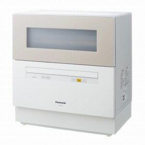 パナソニック 食器洗い乾燥機(5人用・食器点数40点) NP−TH1−C(送料無料)