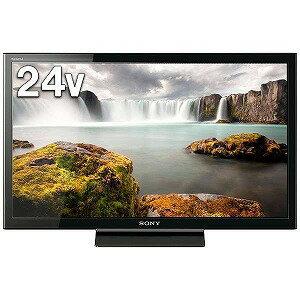 ソニー 24V型 ハイビジョン液晶テレビ BRAVIA(ブラビア) KJ−24W450E (別売USB HDD録画対応)(送料無料)
