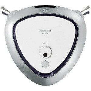 パナソニック ロボット掃除機 「ルーロ」 MC−RS800−W クリアホワイト(送料無料)