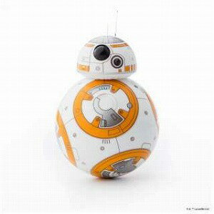 SPHERO 〔ドロイド:iOS/Android対応〕 BB−8 App−Enabled Droid with Trainer R001TRW(送料無料)