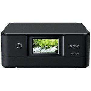 EPSON A4インクジェット複合機 コンパクト&スタイリッシュ(ブラック)[無線LAN/有線LAN] EP−880AB(送料無料)