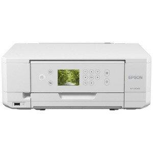 EPSON A4インクジェット複合機 (ホワイト)[無線LAN] EP−810AW(送料無料)