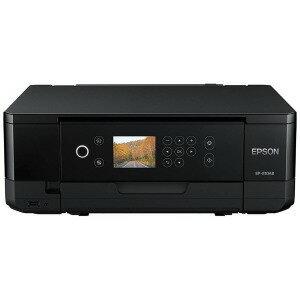 EPSON A4インクジェット複合機 (ブラック)[無線LAN] EP−810AB(送料無料)