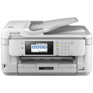 EPSON A3ノビ対応インクジェットFAX複合機[無線LAN/有線LAN] PX−M5080F(送料無料)