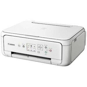 Canon インクジェット複合機  PIXUSTS5130WH(送料無料)