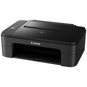 Canon インクジェット複合機 PIXUSTS3130BK(送料無料)