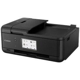 キヤノン CANON インクジェット複合機「PIXUS(ピクサス)」[カード・名刺〜A4対応/USB2.0/無線・有線LAN/FAX・ADF搭載] PIXUSTR8530