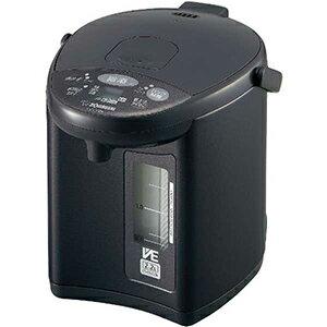 象印 電動給湯式電気ポット 「優湯生」(2.2L) CV−EV22BK−HM(送料無料)