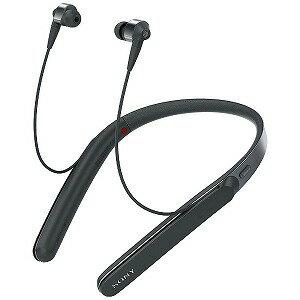 ソニー 「ハイレゾ音源対応」Bluetooth対応 [ノイズキャンセリング機能搭載] カナル型イヤホン WI−1000X BM(送料無料)